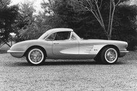 Chevrolet Corvette C1 Specs Photos 1956 1957 1958
