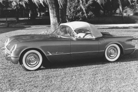 CHEVROLET Corvette C1 Roadster V8 (1955 - 1962)
