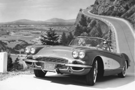 CHEVROLET Corvette C1 V8 Convertible (1958 - 1962)