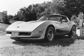 CHEVROLET Corvette C3 T-Top (1969 - 1982)