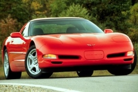CHEVROLET Corvette C5 Coupe (1997 - 2004)