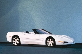 CHEVROLET Corvette C5 Convertible (1998 - 2004)