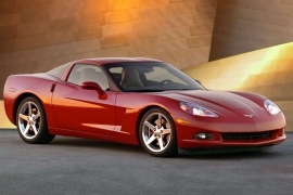 CHEVROLET Corvette C6 Coupe (2004 - 2013)
