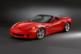CHEVROLET Corvette Convertible Grand Sport (2009 - 2013)