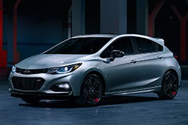 Chevrolet Cruze Hatchback 2017 2018