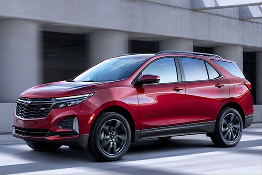 Chevrolet Equinox Models And Generations Timeline Specs And Pictures By Year Autoevolution