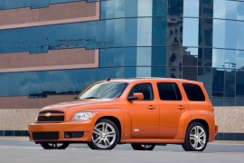 Chevrolet Hhr Models And Generations Timeline Specs And Pictures