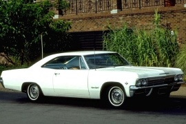 CHEVROLET Impala Super Sport Coupe (1966 - 1970)