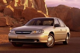 Chevrolet Malibu Specs Photos 1996 1997 1998 1999 2000