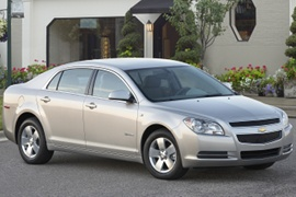 Chevrolet Malibu Specs Photos 2008 2009 2010 2011 2012