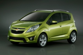 Chevrolet Matiz Spark Models And Generations Timeline Specs And