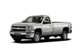 CHEVROLET Silverado 2500HD Regular Cab (2008 - Present)