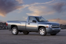 CHEVROLET Silverado 1500 Regular Cab (2008 - 2012)