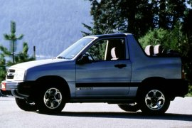 CHEVROLET Tracker Convertible (1999 - 2004)