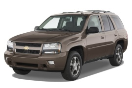 CHEVROLET TrailBlazer (2008 - 2012)