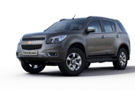 CHEVROLET TrailBlazer (2012 - Present)