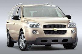 Chevrolet Uplander Specs Photos 2004 2005 2006 2007 2008