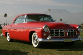 CHRYSLER 300 Sport Coupe (1955 - 1956)