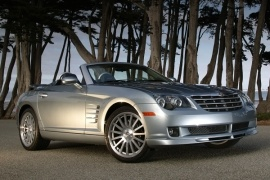 CHRYSLER Crossfire Roadster SRT6 (2004 - 2006)