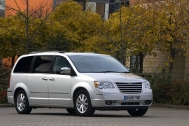 CHRYSLER Grand Voyager Limited (2008 - Present)