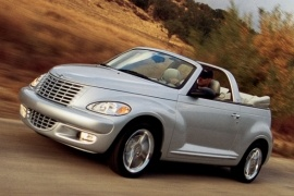 CHRYSLER PT Cruiser Convertible (2004 - 2006)