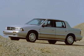 CHRYSLER Saratoga (1989 - 1995)