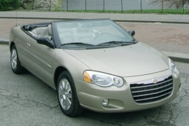 Chrysler Sebring Convertible Photo Gallery