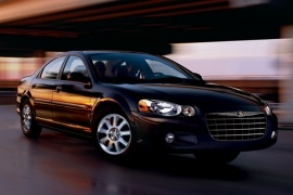 CHRYSLER Sebring Sedan (2003 - 2006)