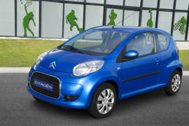 CITROEN C1 3 Doors specs & photos - 2009, 2010, 2011, 2012 ...