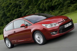 CITROEN C4 Coupe (2008 - 2010)