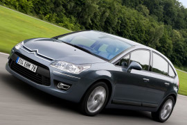 CITROEN C4 Hatchback (2008 - 2010)
