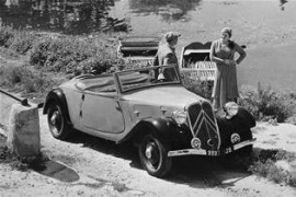 CITROEN Traction 7 S Roadster (1934 - 1939)