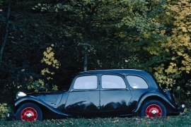 CITROEN Traction Avant 11B Family (1935 - 1957)