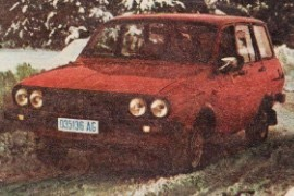 DACIA 1310 Break (1980 - 1994)