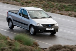 DACIA Pick-up (2007 - 2012)