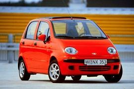 Daewoo Matiz Specs Photos 1998 1999 2000 2001 2002 2003