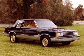DODGE Aries Coupe (1981 - 1989)