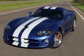 DODGE Viper SRT10 Coupe (2003 - 2007)