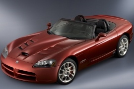 DODGE Viper SRT10 Roadster (2007 - 2010)