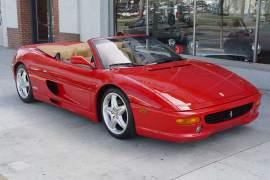 Ferrari F355 Spider Spezifikationen Fotos 1995 1996 1997 1998 1999 Autoevolution In Deutscher Sprache