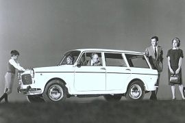 FIAT 1100 D Station Wagon (1962 - 1968)