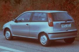 фиат 1993 года 3 двери