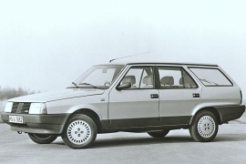FIAT Regata Weekend (1986 - 1989)