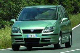 FIAT Ulysse models - autoevolution