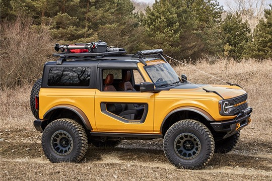 Ford Bronco Models And Generations Timeline Specs And Pictures By Year Autoevolution