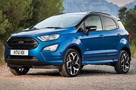 Ford Ecosport Specs Photos 2017 2018 2019 2020 Autoevolution