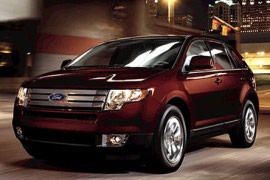 FORD Edge models and generations timeline, specs and ...