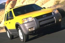 2000 Ford Escape Specs