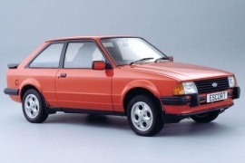 FORD Escort 3 Doors (1980 - 1986)