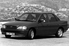 FORD Escort 4 Doors (1993 - 1995)